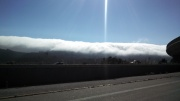 the fog I was about to head into