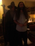 Gandalf and Matthew
